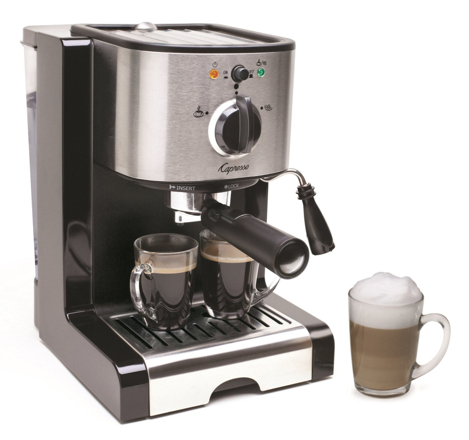 Best Espresso Cappuccino Maker ~ Best single cup coffee maker cappuccinostar