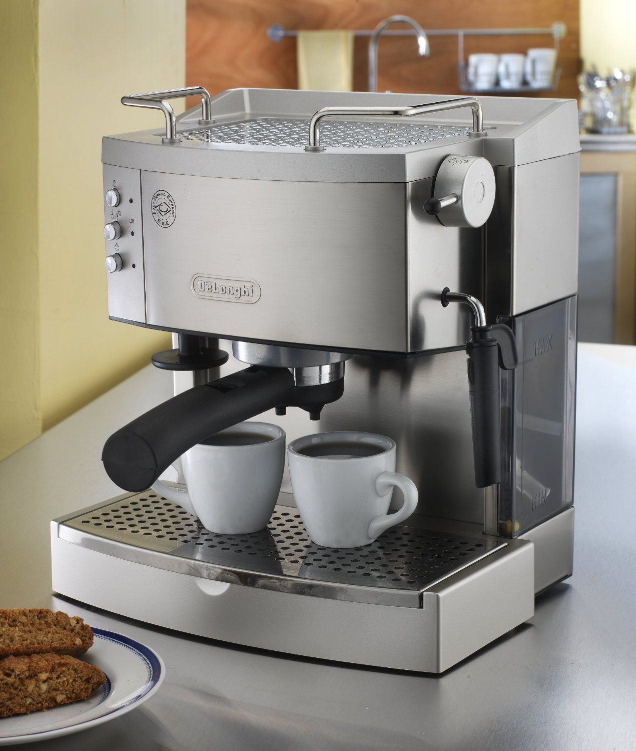 best cappuccino maker we reviewed top rated coffee makers. Black Bedroom Furniture Sets. Home Design Ideas