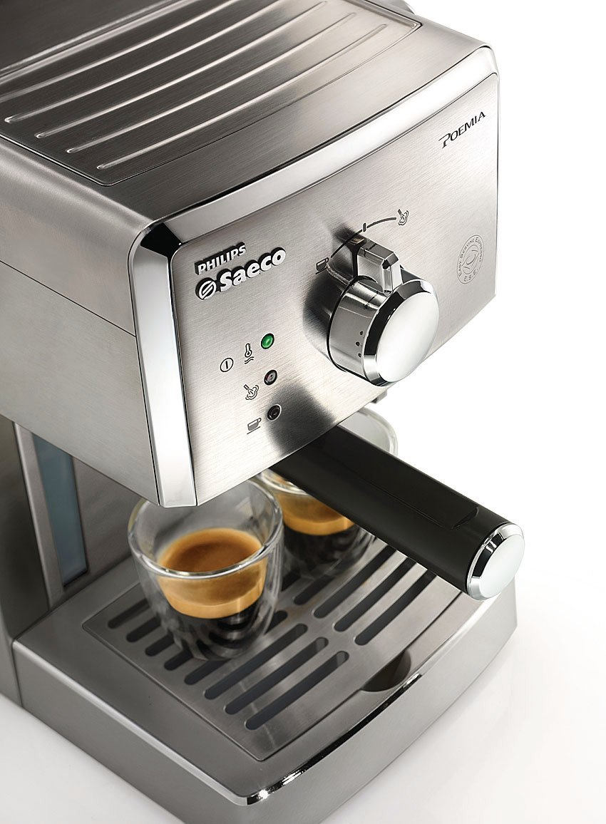 Philips Saeco HD8327/47 Poemia Top Espresso Machine
