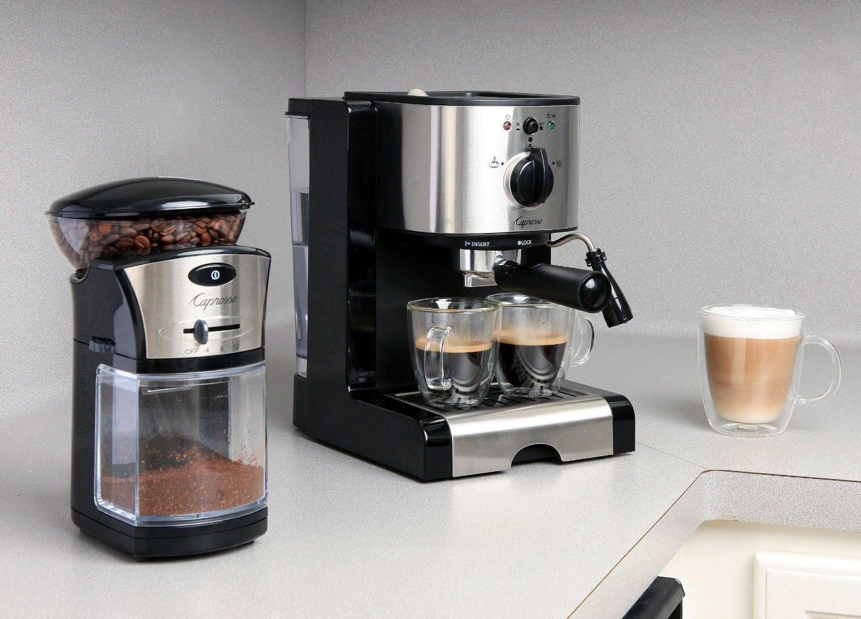 Capresso EC 100 Pump Espresso and Cappuccino Machine Reviews