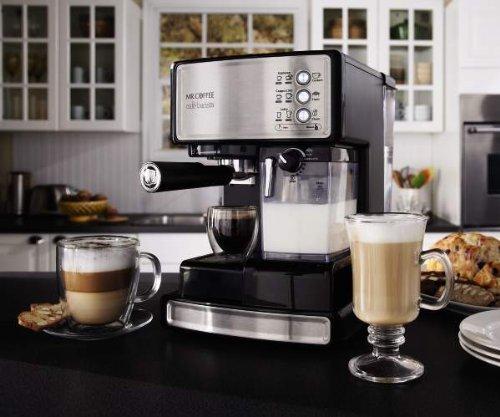 Mr Coffee Barista Espresso Machine Reviews